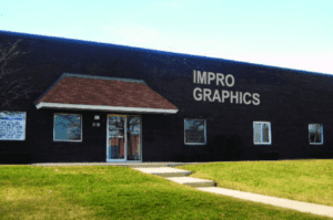 Impro Graphics facility in Arlington Heights, IL
