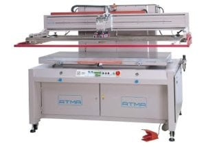 ATMA MODEL AT-1200H/E Electric Flat Screen Printer near me
