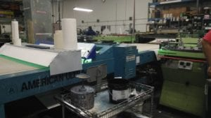 "American Ultraviolet Company 38"" UV Conveyor Dryer near me"