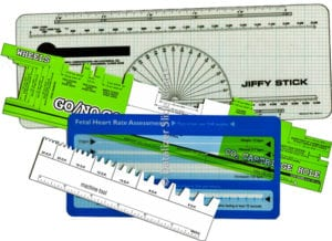 Personalized rulers