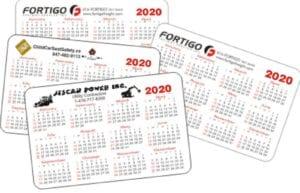custom promotional calendars