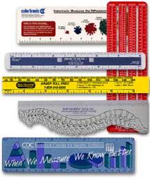 custom promotional rulers
