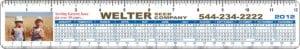 custom calendar rulers