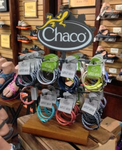 Display header graphics for Chaco