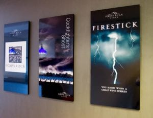 rigid or mounted poster printing