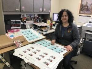 Mary Sannicandro, Impro Graphics Art Department