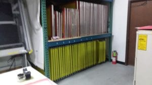 Mesh and Frames for screen printing