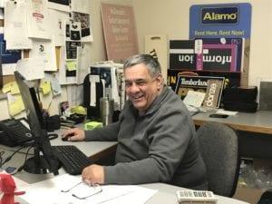 Pete Morocco, Impro Graphics Sales Department